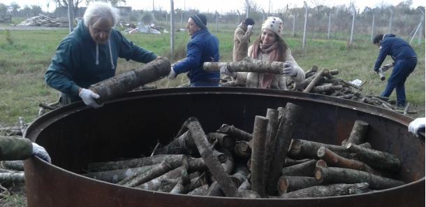 Nuevo curso de Elaboración de carbón vegetal