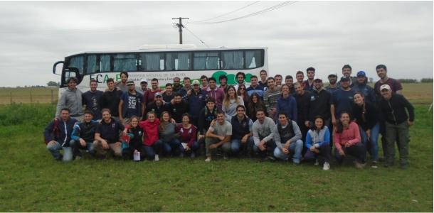 Viaje Integrador de estudiantes de 5° año