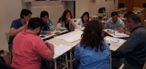 """Seminario """"Territorio y actores sociales"""""""