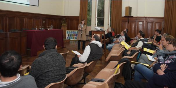 Jornada de Capacitación sobre  Manejo de Arbolado Público