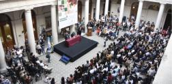 La UNLP reconoció a sus mejores Egresados 2018