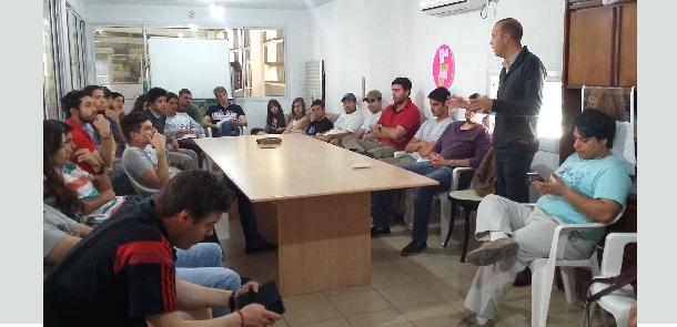 Intercambio académico del Curso de Horticultura y Estudiantes de La Pampa