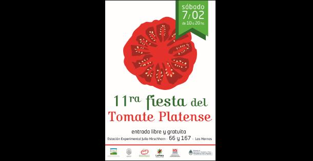 11º Fiesta del Tomate Platense