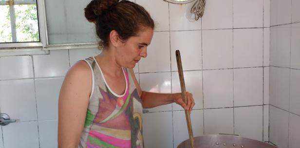 Jornada de Capacitación en elaboración de conservas de tomate