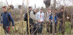 Viaje de estudiantes del Curso de Introducción a las Ciencias Agrarias y Forestales