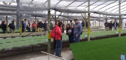 Salida del Curso de Horticultura y Floricultura