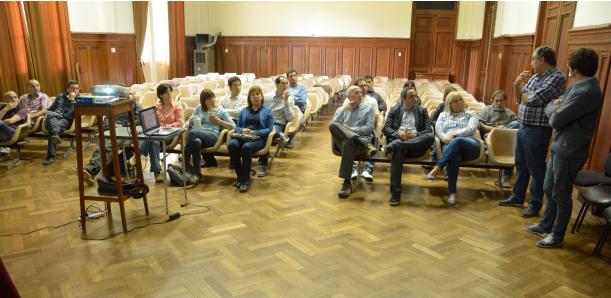 14 años de gestión de los campos de la Universidad Nacional de La Plata