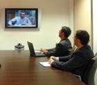 Investigadores realizaron una videoconferencia con productores de Las Flores