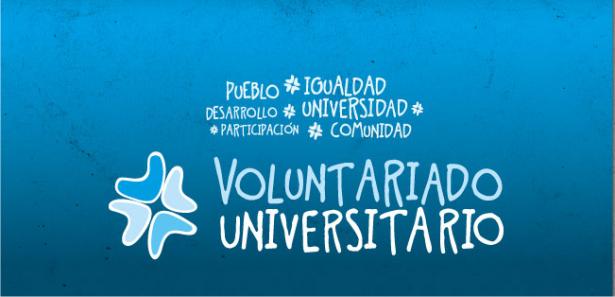 Prorroga de la 10° Convocatoria Anual del Programa Voluntariado Universitario