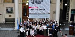 La UNLP entregó los Premios a la Labor Científica y la Innovación 2014