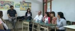 La Facultad estuvo presente en la Semana de Paneles del Instituto Estrada de City Bell